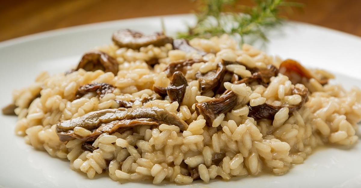 risotto de ternera